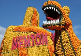 Roaring Menton