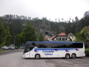 Opatija & Crystal Caves