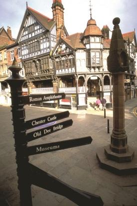 Chester Shops