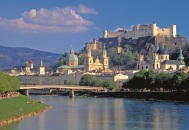 3, Austria Salzburg RiverSalzach