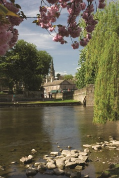 Bakewell©'Visit Peak District & Derbyshire
