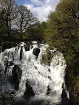 Swallow Falls North Wales
